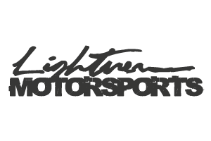 An image of Lightner Motorsports logo.