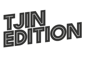 An image of Tjin Edition logo.