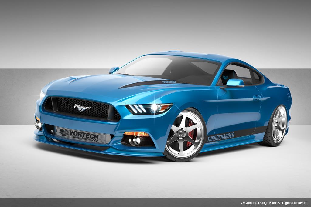 Ford Mustang Gt Street Gurnade