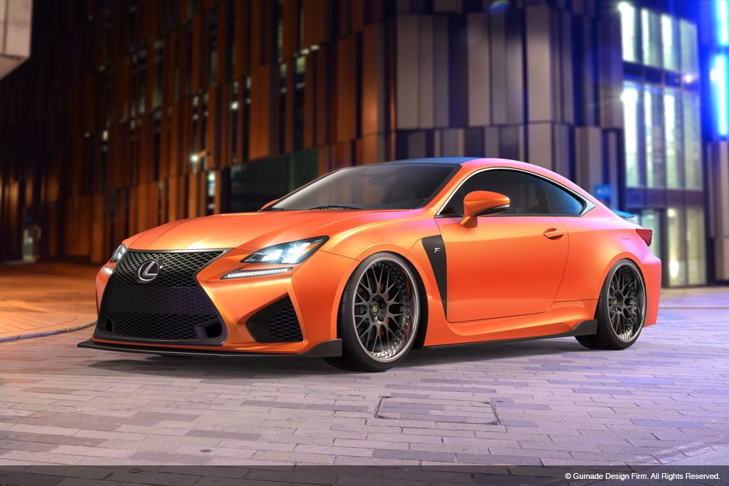 Lexus Rcf Gurnade