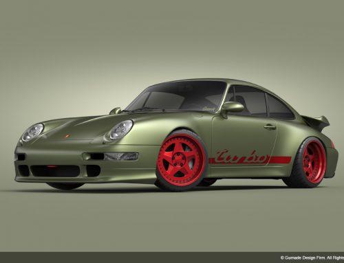 Porsche 993 (Studio)