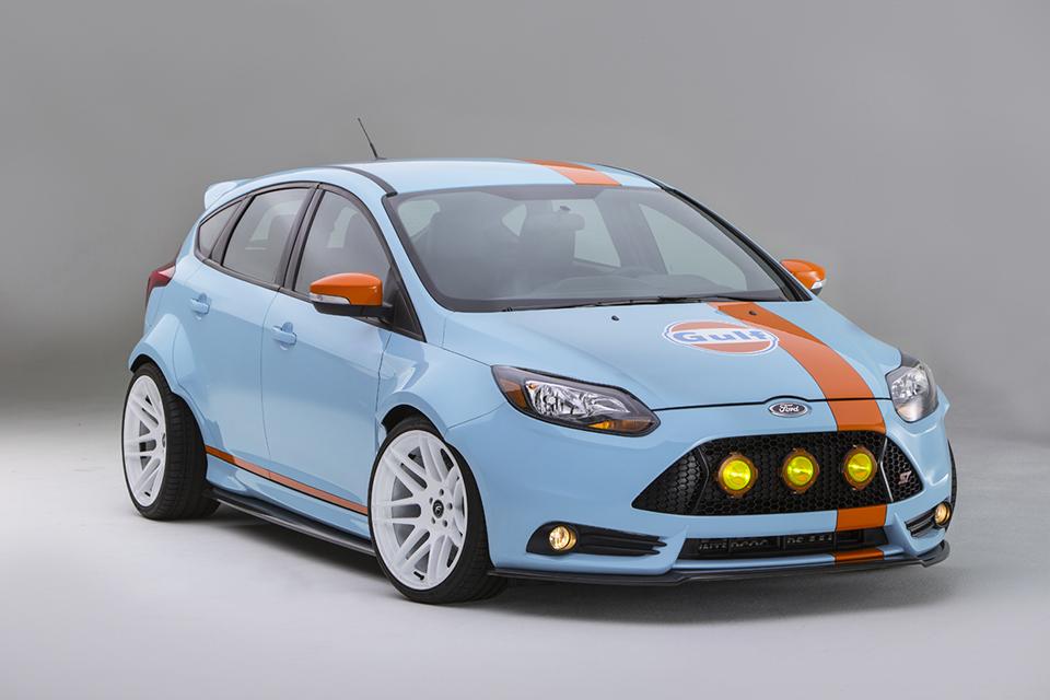 UTI Ford Focus St