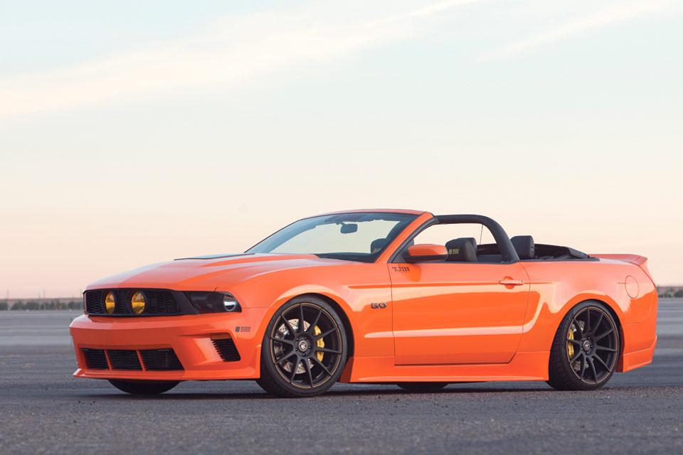 UTI Ford Mustang GT