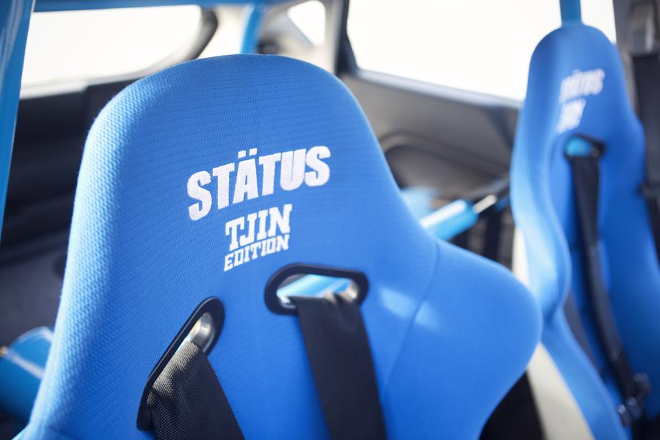 UTI Ford Fiesta