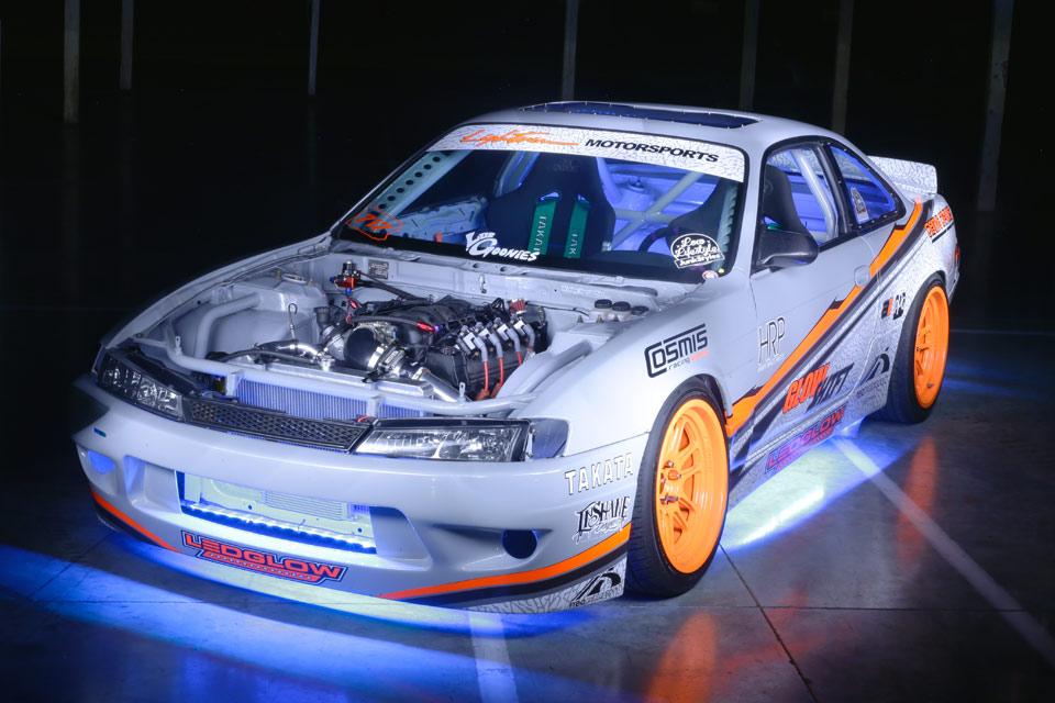 Lightner Motorsports 240sx