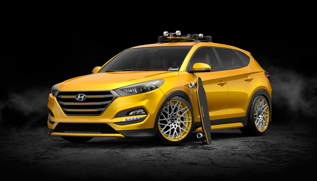 Gurnade Hyundai Tucson